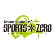 sports*zeroのホームページが完成致しました